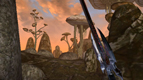 Landscape of Morrowind
