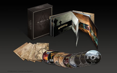 Anthology Info